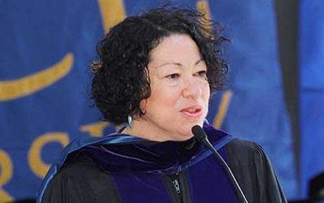 Sonia Sotomayor Obama's Supreme Court Pick