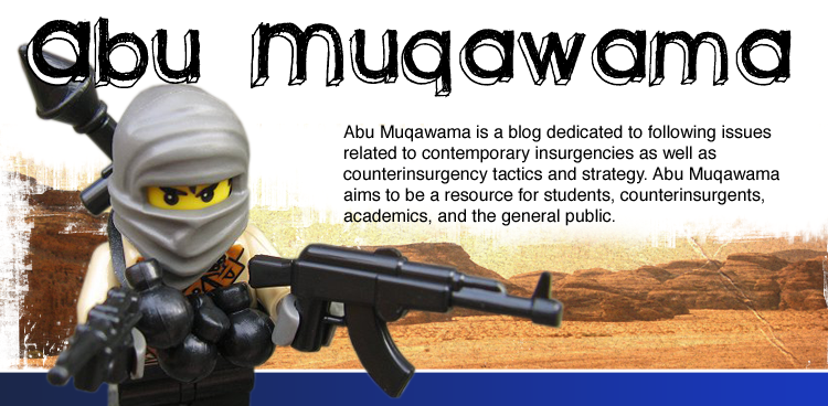 Abu Muqawama Moves to CNAS