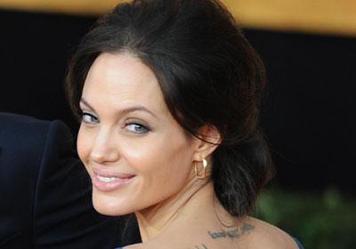 Angelina Jolie Most Powerful Celebrity