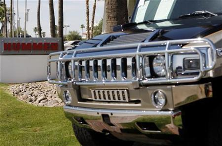China to Block Hummer Acquisition?
