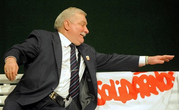 Lech Walesa: Gays Have No Right to Govern