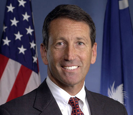 Mark Sanford's Excellent Adventure [Make That 'Affair']