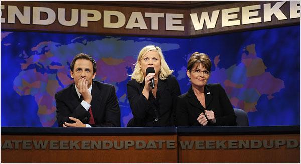Palin Ignored Worse Jokes Than Letterman's