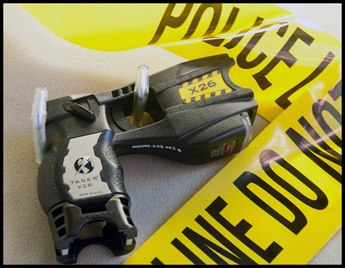 Police Taser Use: Cost-Benefit Analysis