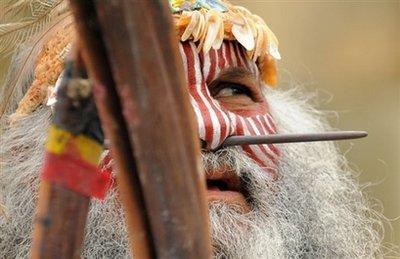 Australia Native Language Bailout