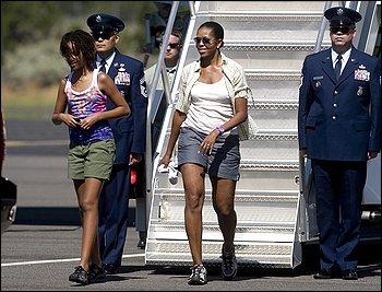 Michelle Obama's Shorts