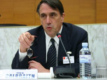 Peter Galbraith Fired for Speaking Out on Afghan Election Fraud