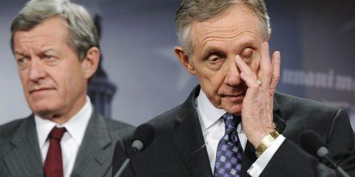 Senate Health Reform Bill Secured?