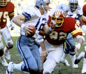 Cowboys-Redskins 100th Game