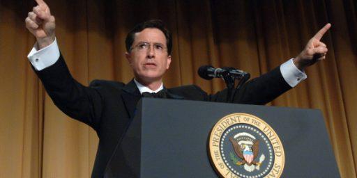 Colbert on Colbert