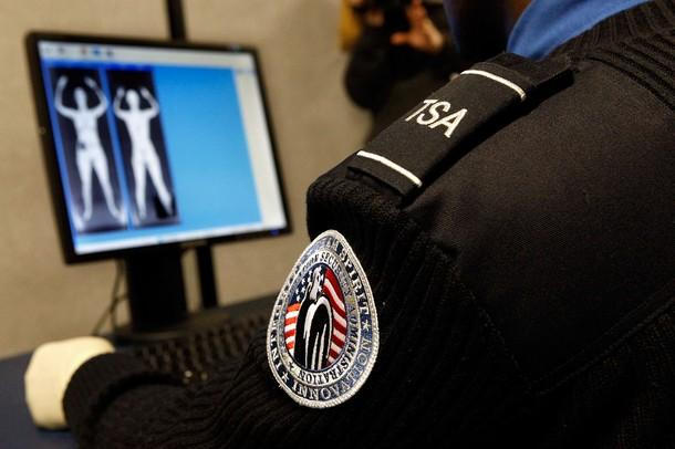 TSA Airport Scans