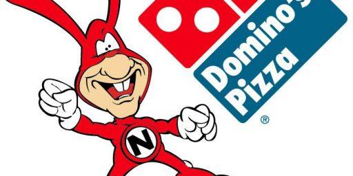 Should Republicans Call Domino's?
