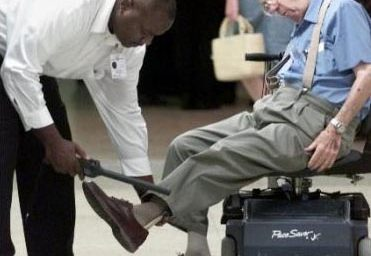 U.S. Tightens Airport Screening for Foreigners