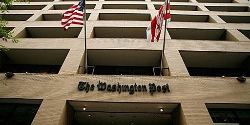 Washington Post Earnings Brought Down by Washington Post