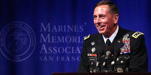 Petraeus New Hampshire Speech: Presidential Campaign Underway?