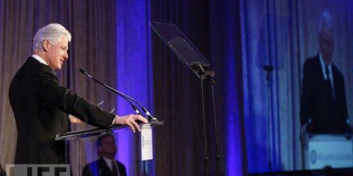 Atlantic Council Honors Clinton, Bono, Ackerman, Mattis, and Abrial