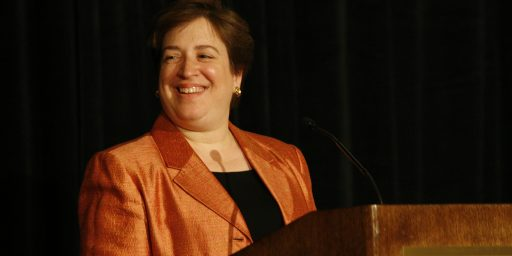 Elena Kagan Lesbian Rumor Smear Neither Smear Nor Rumor