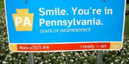 Pennsylvania Loses Seats 9th Census Running