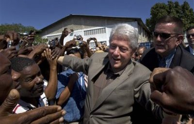 Haiti Now Under Effective Control Of Bill Clinton-Led United Nations Commission