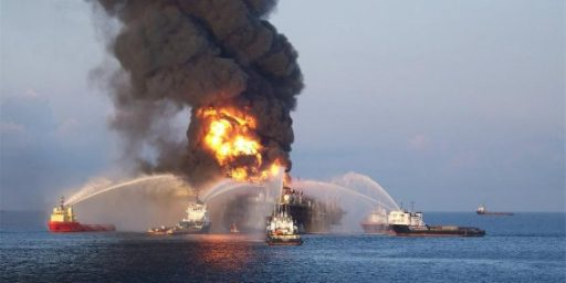 BP Was Aware Of Problems At Deepwater Horizon Months Before Explosion