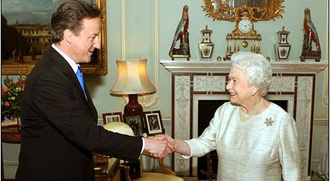 Gordon Brown Resigns, David Cameron Becomes Prime Minister