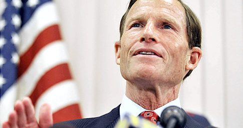 "Richard Blumenthal's Chinese Water Torture: Yet More ""Misplaced Words"""