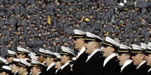 Are Service Academies Still Useful?