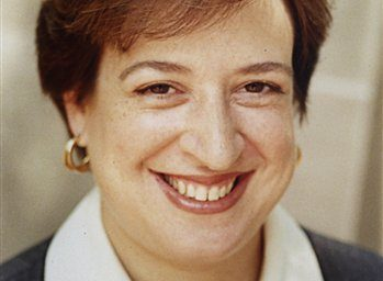 Elena Kagan is Supreme Court Choice