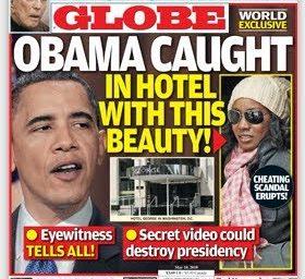 Obama Affair Rumors