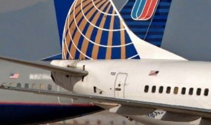 United and Continental:  Too Big to Fly?