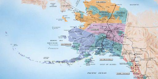 Alaska Libertarians Say No To Murkowski Bid