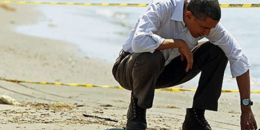 """Obama's New Oil Spill Plan: An """"Oil Recovery Czar"""""""