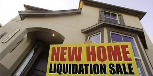 New Home Sales Hit Record Low After Tax Credit Expires