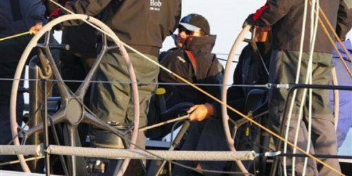 Tony Hayward Gets His Life Back, Goes Yachting