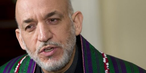 Afghan Leader Doesn't Believe West Can Defeat Taliban