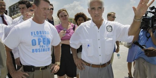 Gulf Oil Spill Gives Charlie Crist A Major Boost In Florida Senate Race