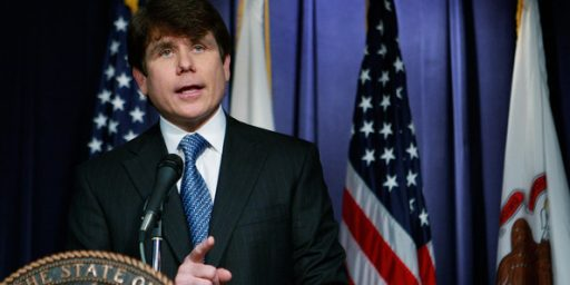 Rod Blagojevich Sentenced To 14 Years