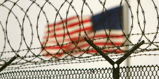 Gitmo Closing Office Closed; Gitmo Still Open