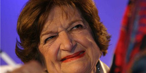 Helen Thomas: Easy Target