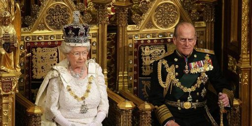 Diplomatic Faux Pas: U.S. Sends Queen Elizabeth Birthday Wishes A Week Early