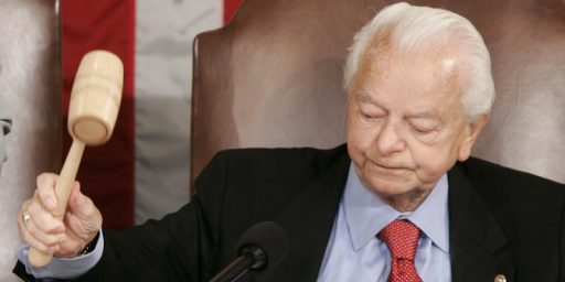 Robert Byrd, Emperor Palpatine of Pork