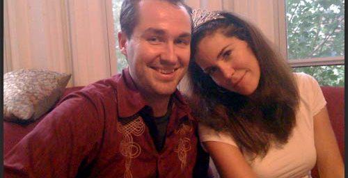 Megan McArdle and Peter Suderman Married