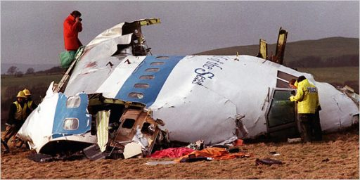 Convicted Pan Am Flight 103 Bomber Dies In Libya