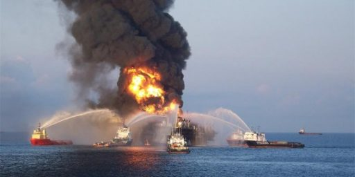 One Hundred Days Later, Oil Is Disappearing From The Gulf