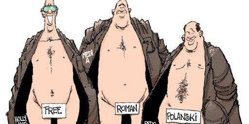 Roman Polanski Free, Swiss Refuse Extradition