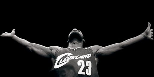 Did LeBron James Betray Cleveland?