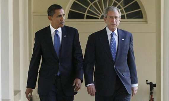 obama-bush1