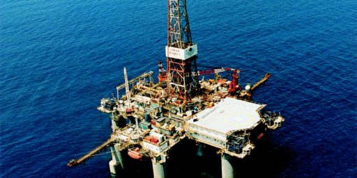 Offshore Drilling Moratorium Reimposed