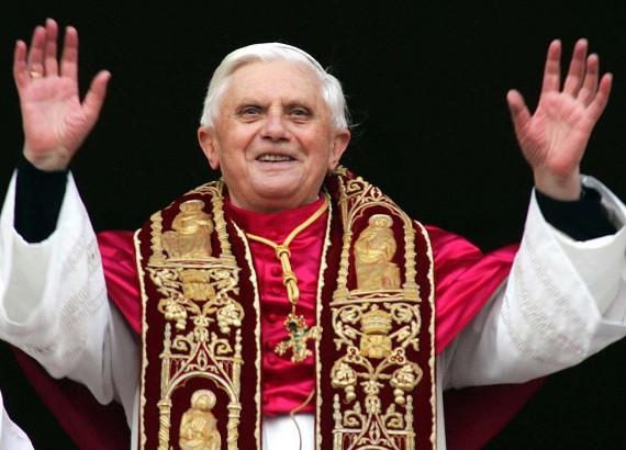 Pope Benedict Joseph Ratzinger