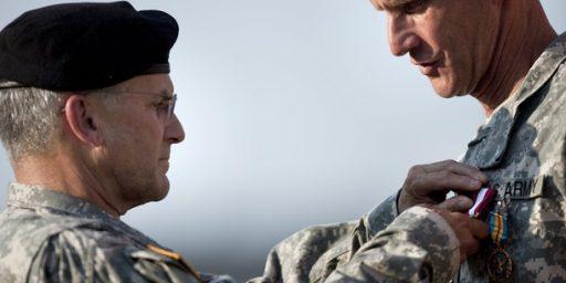 Stanley McChrystal Retires